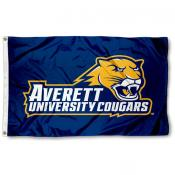Averett AU Cougars 3x5 Foot Flag