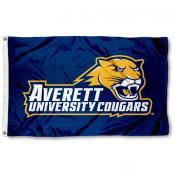 Averett AU Cougars 3x5 Foot Flag