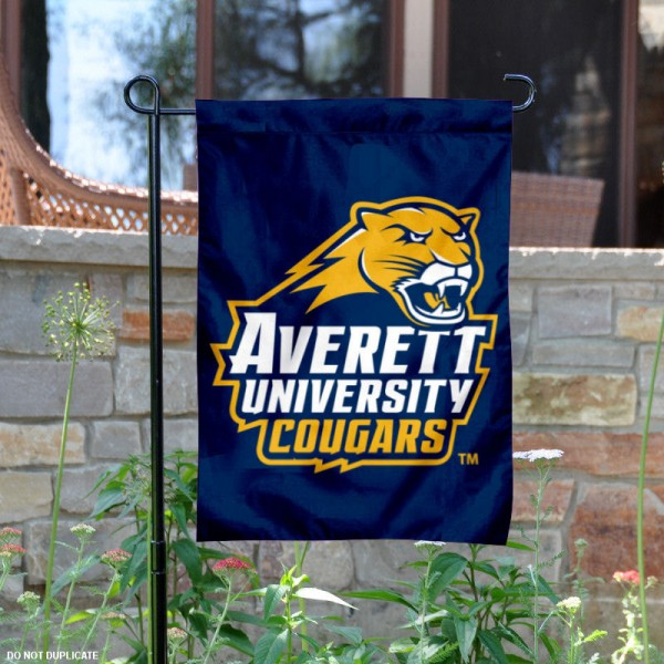 Averett University Cougars Logo Garden Banner