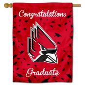 Ball State Cardinals Graduation Banner