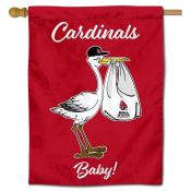 Ball State Cardinals New Baby Banner