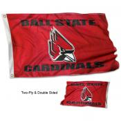 Ball State University Stadium Flag