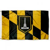 Baltimore City 3x5 Foot Flag