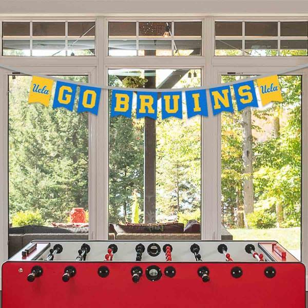 Banner Pennant Flag String for Bruins