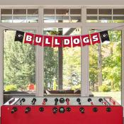 Banner Pennant Flag String for Georgia Bulldogs