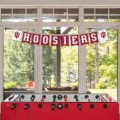 Banner Pennant Flag String for Indiana University Hoosiers