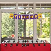 Banner Pennant Flag String for Louisiana State Tigers