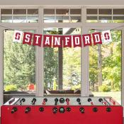 Banner Pennant Flag String for Stanford University Cardinal