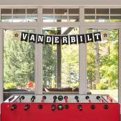 Banner Pennant Flag String for Vanderbilt University Commodores