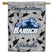 Baruch Bearcats Graduation Banner