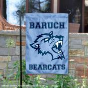Baruch College Bearcats Garden Flag