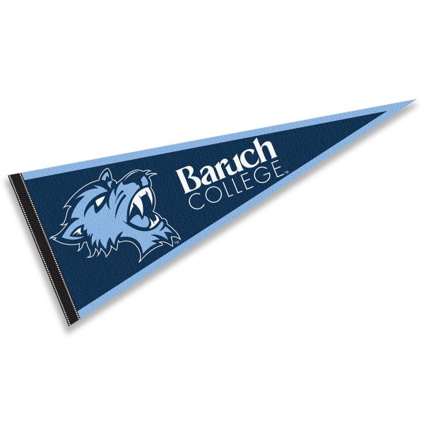 Baruch College Bearcats Pennant