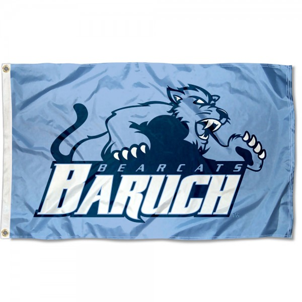 Baruch College Flag