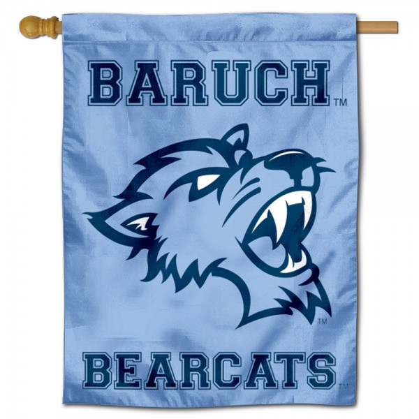Baruch College House Flag