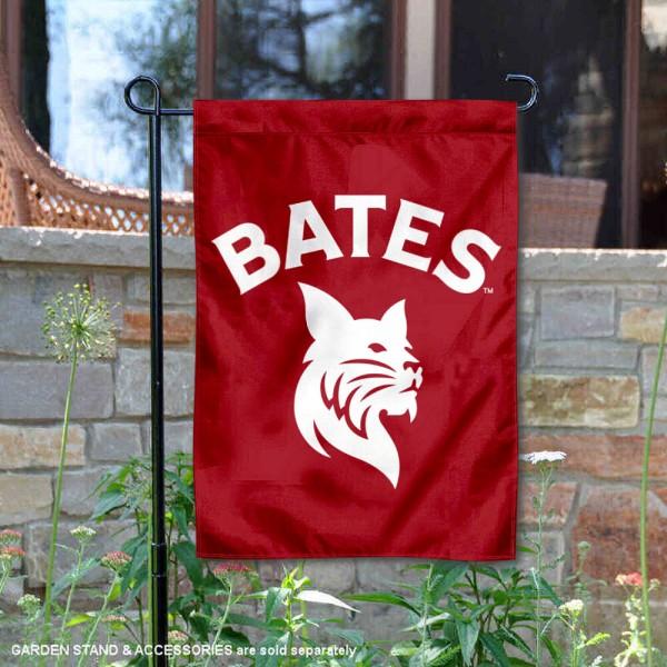 Bates Bobcats Garden Flag