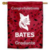 Bates Bobcats Graduation Banner