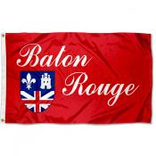 Baton Rouge City 3x5 Foot Flag