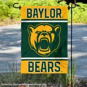Baylor Bears Garden Flag