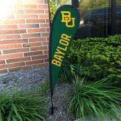 Baylor Bears Mini Teardrop Garden Flag