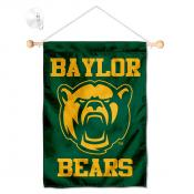 Baylor Bears Small Wall and Window Banner