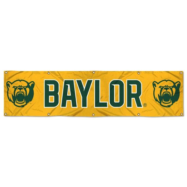 Baylor BU Bears 2x8 Banner
