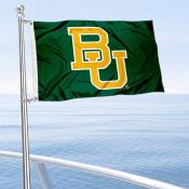 Baylor BU Bears Boat Nautical Flag