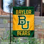 Baylor BU Bears Double Sided Garden Flag