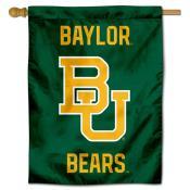 Baylor BU Bears House Flag