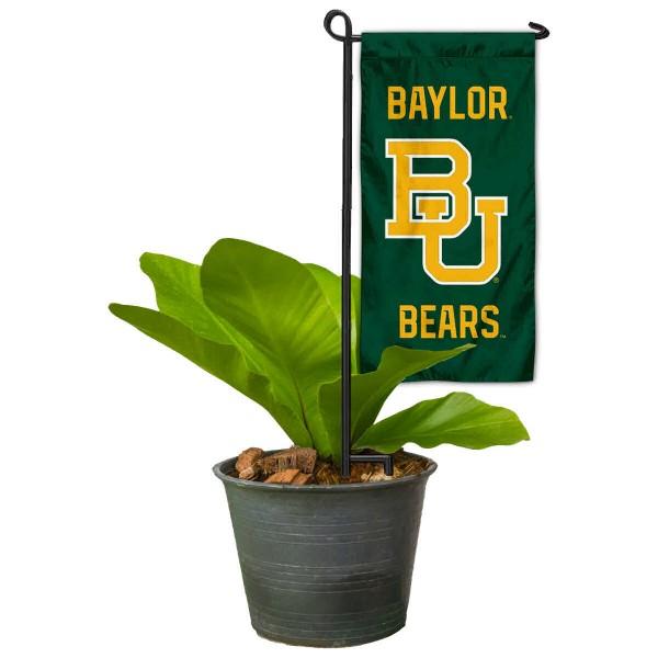 Baylor BU Bears Mini Garden Flag and Table Topper