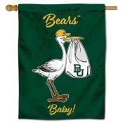 Baylor BU Bears New Baby Banner