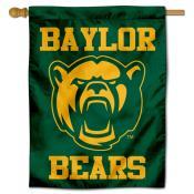 Baylor BU Bears New Bear House Flag
