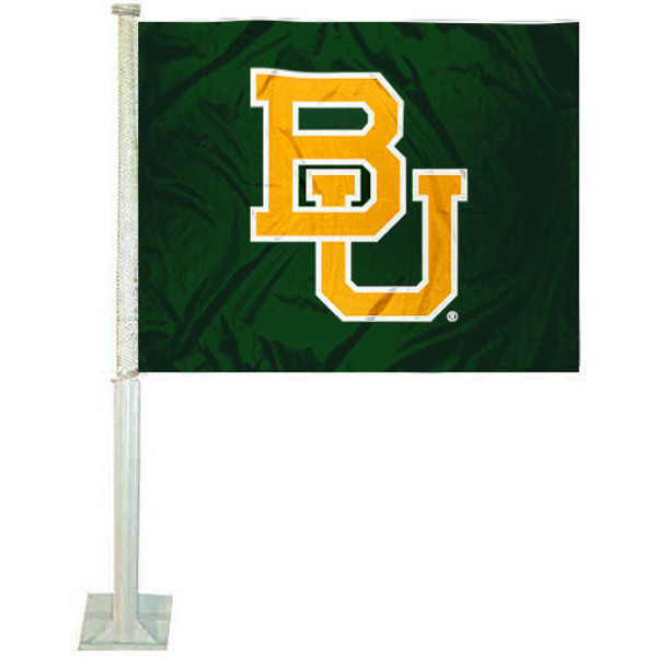 Baylor Car Flag