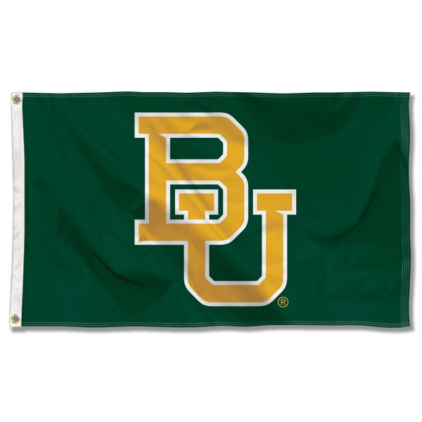 Baylor Green Flag