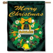 Baylor Holiday Flag