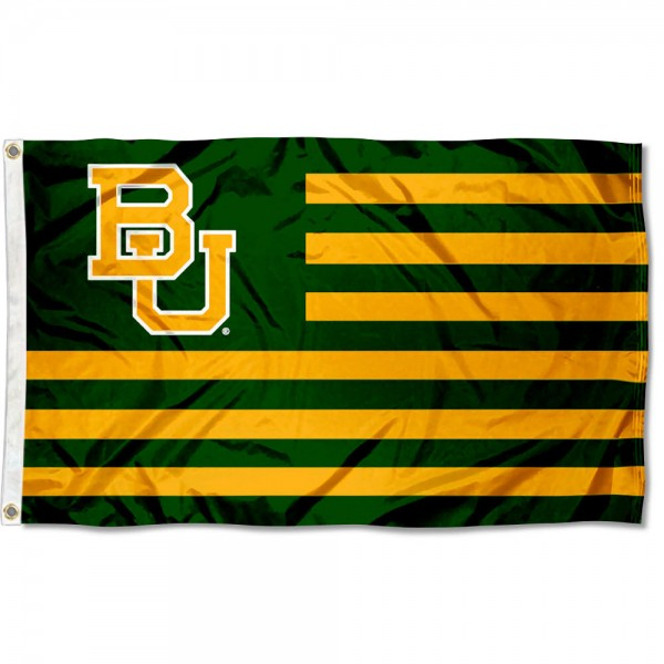 Baylor Nation Flag