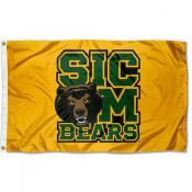 Baylor Sic Em Bears 3x5 Flag