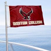 BC Eagles Boat Nautical Flag