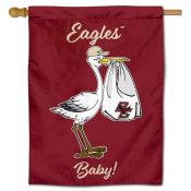 BC Eagles New Baby Banner
