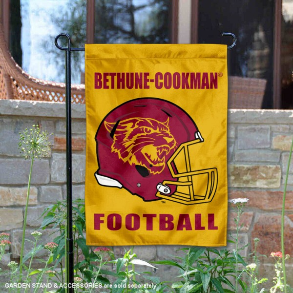 BCU Wildcats Football Garden Flag