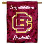 BCU Wildcats Graduation Banner