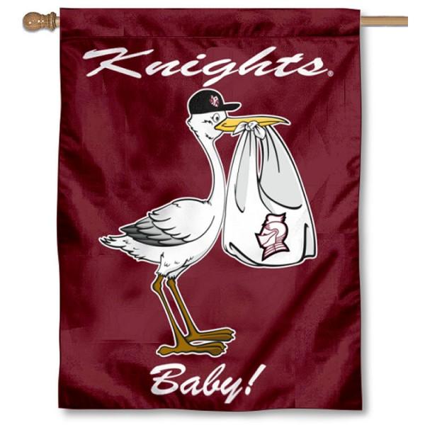 Bellarmine BU Knights New Baby Banner