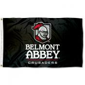 Belmont Abbey College Flag