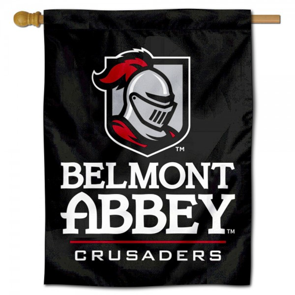 Belmont Abbey College House Flag