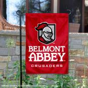 Belmont Abbey Crusaders Garden Flag