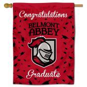 Belmont Abbey Crusaders Graduation Banner