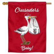Belmont Abbey Crusaders New Baby Banner