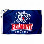 Belmont Bruins 2x3 Flag