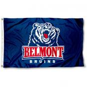 Belmont Bruins Flag