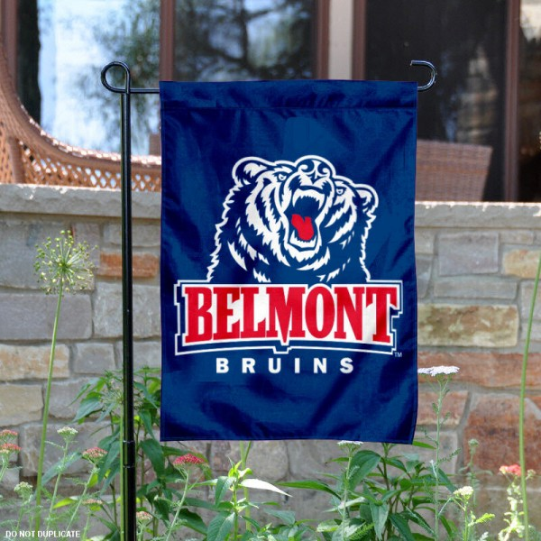 Belmont Bruins Garden Flag