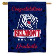 Belmont Bruins Graduation Banner